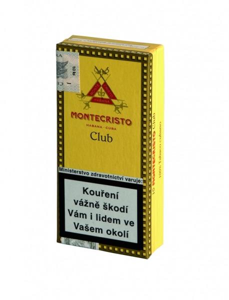MONTECRISTO CLUB 10