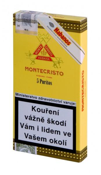 MONTECRISTO PURITOS 5