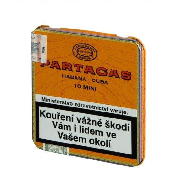 PARTAGAS MINI