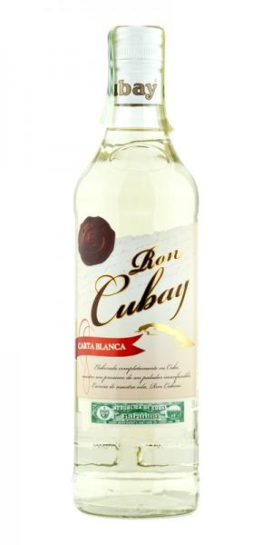 Cubay Carta Blanca 0,7l 38%