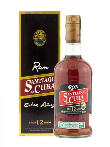 Santiago de Cuba Anejo 12...