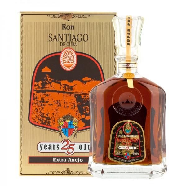 Santiago de Cuba Anejo 25...