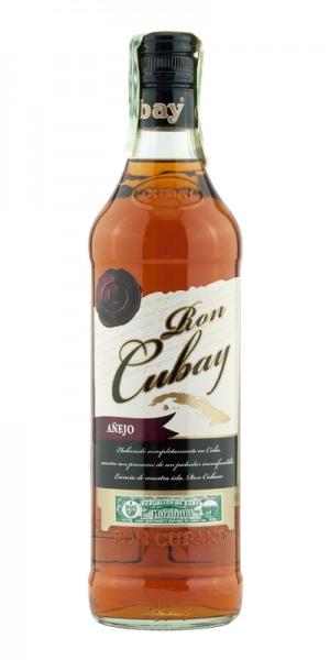 Cubay Anejo 0,7l 38%